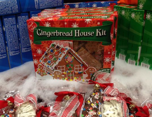 Happy Day Westchester Gingerbread Snow Day
