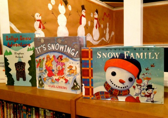Happy Day Westchester Snow Day Library