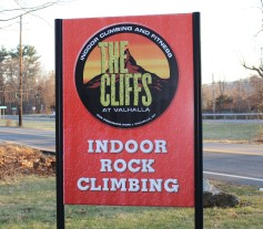 happy day westchester the cliffs sign
