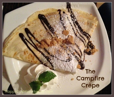 happy day westchester little crepe street Campfire crepe