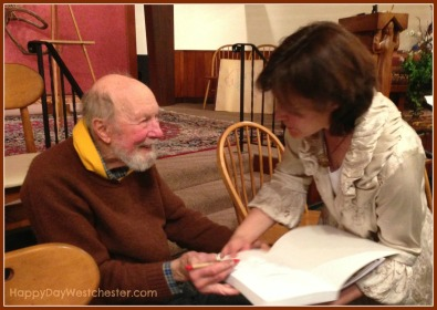 happy day westchester Pete seeger