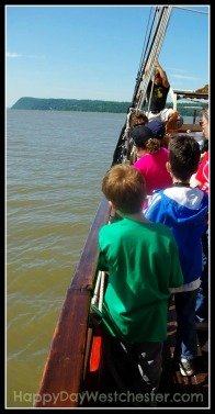 happy day westchester sailing on the hudson river