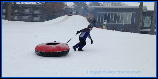 Happy Day Westchester Woodloch Pines Tube Run