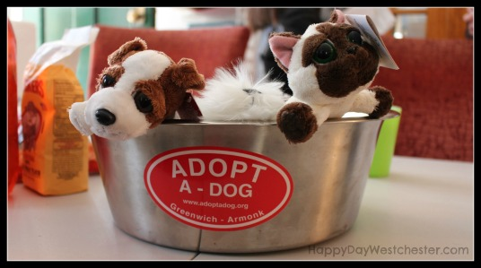 Happy Day Westchester Adopt a dog logo
