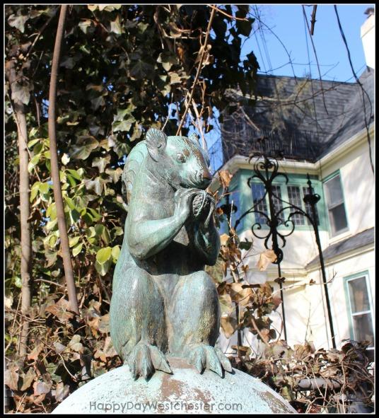 Happy Day Westchester Squirrel
